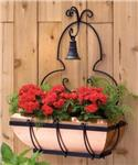 H. Potter Copper Window Box Trellis GAR 138 - Clearance