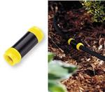 113 Black and Yellow 1/2 inch Compression Coupling - Bulk Quanity Sale